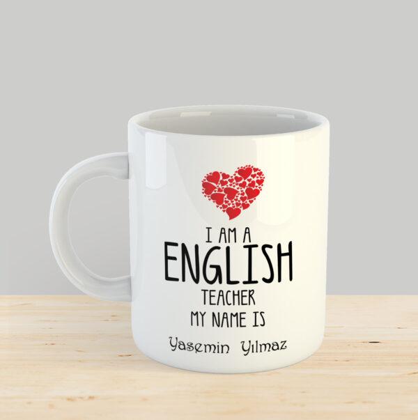 ingilizce öğretmeni kupa