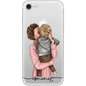 Anne Çocuk Telefon Kılıfı